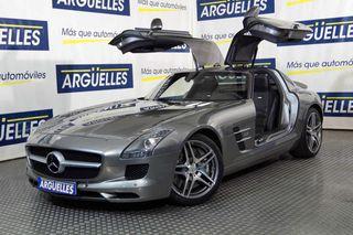 Mercedes Clase SL AMG Coupé NACIONAL 571cv