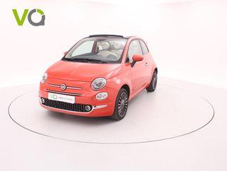 FIAT 500 C LOUNGE 1.2 69 CV EU6 2P