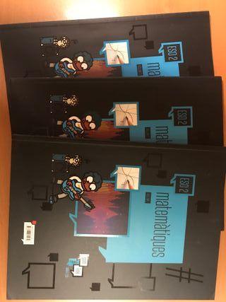 Llibre Matemàtiques 2n ESO ISBN 978-84-479-3148-4