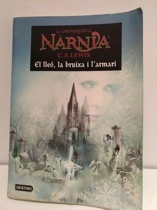 Llibre Les croniques de Narnia