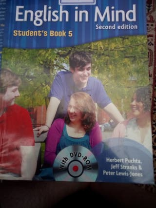 english in mind students book second edition