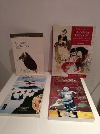 Libros Clasicos Castellanos