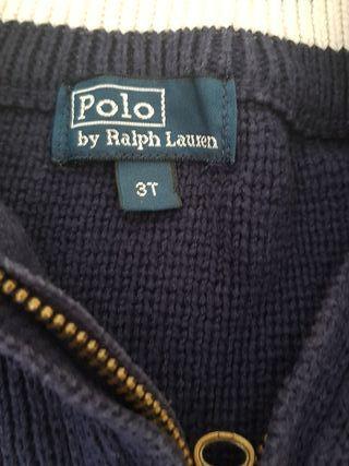 chaqueta Ralph Lauren talla 3 años