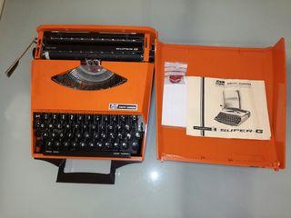 Maquina escribir Ghia