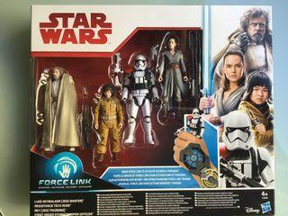Star wars set de figuras hasbro