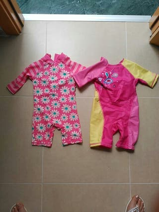 trajes de baño térmicos