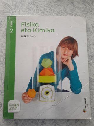 Libro 3°ESO Fisika eta Kimika