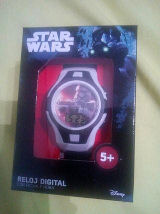 Relojes star wars nuevos