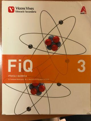 Llibre FiQ 3r ESO ISBN 978-84-682-3199-0