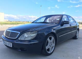 Mercedes-benz Clase S 500
