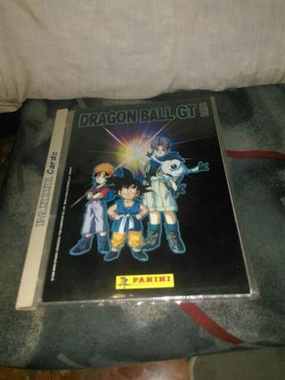 Album Dragon Ball GT serie 1