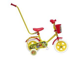 Bicicleta con ruedines para niño. Nueva en la caja