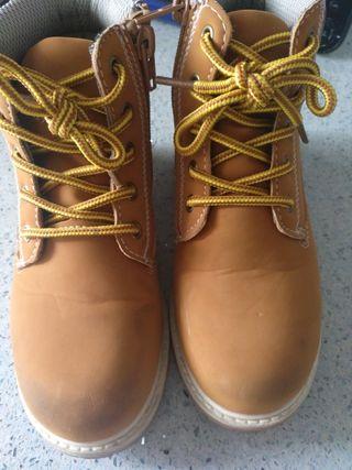 botas talla 30