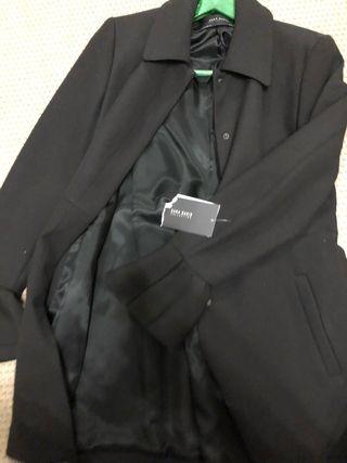 Abrigo verano negro