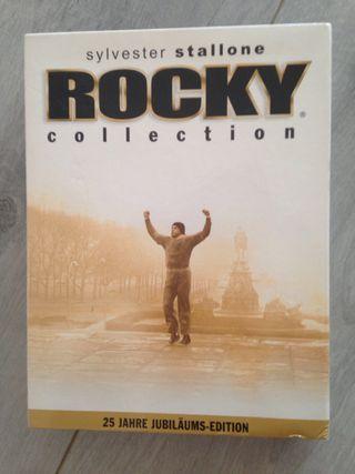 Coleccion ROCKY DVD