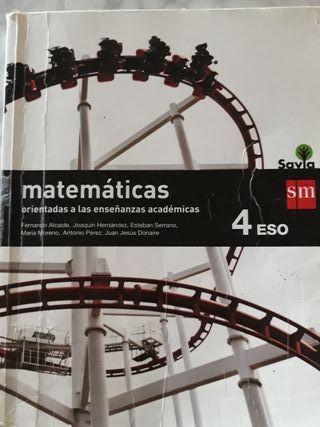 libeo matematicas 4 eso