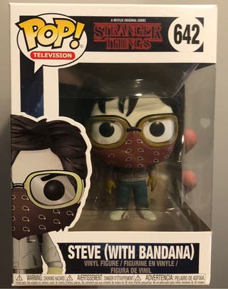 Funko pop Steve stranger things