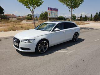 Audi A6 2014 3.0tdi MULTITRONIC
