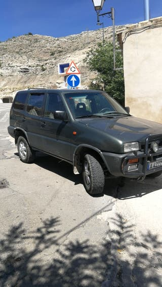Ford 4x4 1998