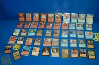 otro Lote cartas 50 cartas MAGIC The Gathering
