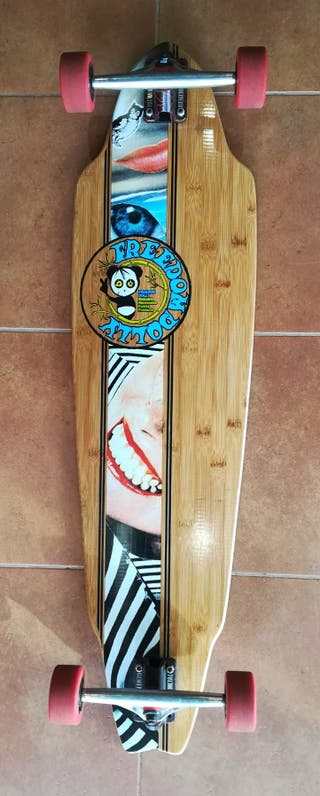 Longboard skate Freedom Dolly 38'' patín
