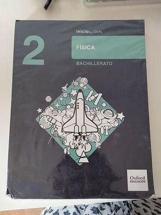 libro fisica 2bachillerato oxford