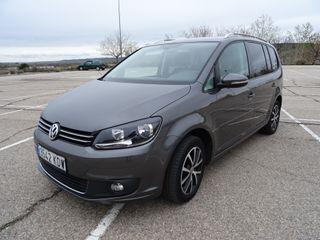 Volkswagen Touran 1.6 105 cv año 2014
