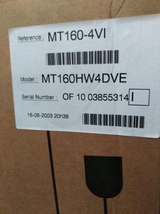 compresor MANEUROP MT 160HW4DVE R22 NUEVO