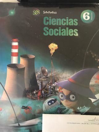 Libro texto Edelvives C. Sociales 6