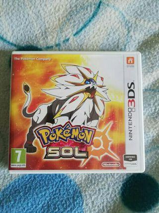 Nintendo pokemon sol