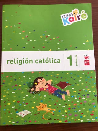 Textos libro Religión primero de Primaria