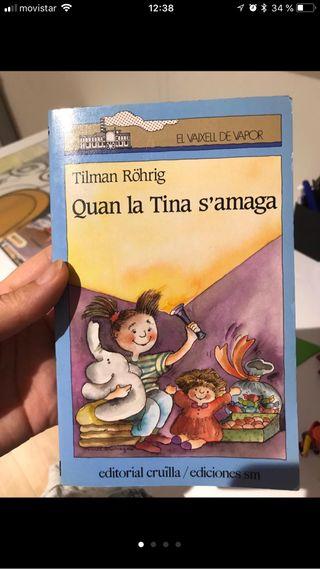 Libro infantil de lectura