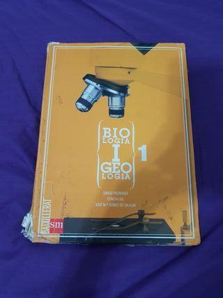 libro biologia 1 d bach