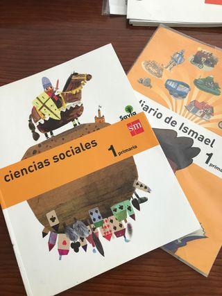 Textos libro ciencias sociales primero de Primaria