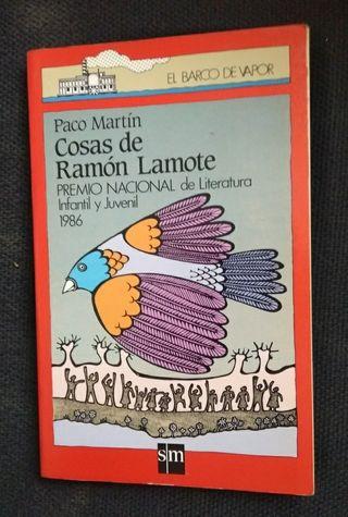 """Libro """"Cosas de Ramon Lamote"""""""