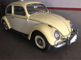 Volkswagen escarabajo 63