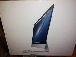 caja iMac 27 slim