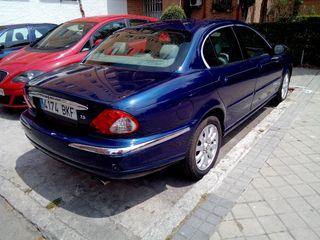 Jaguar X-Type 2.5 V6 4x4