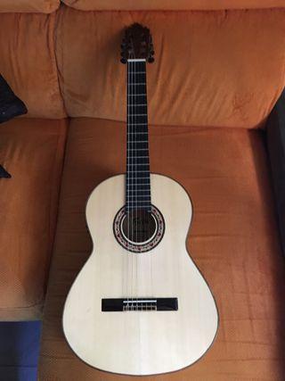 Guitarra flamenca Francisco Bros Mod:Solea Especia