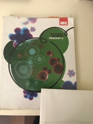 Libro Science 6