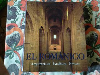 El Románico, libro de arte.