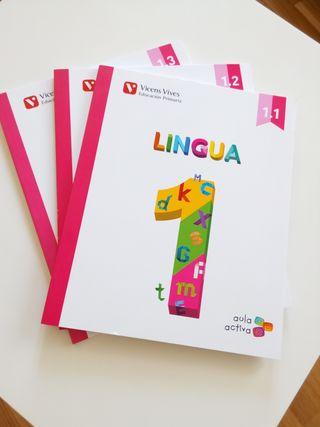 Libros y cuadernillos Lingua