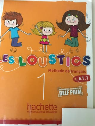 Libro frances. Ed. Hachette