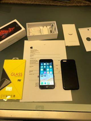 Iphone 6S 64gb Gris espacial LIBRE con factura
