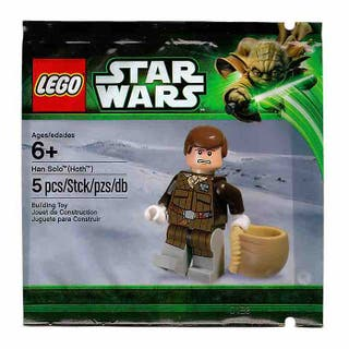 Polybag LEGO Star Wars - HAN SOLO (HOTH) (5001621)