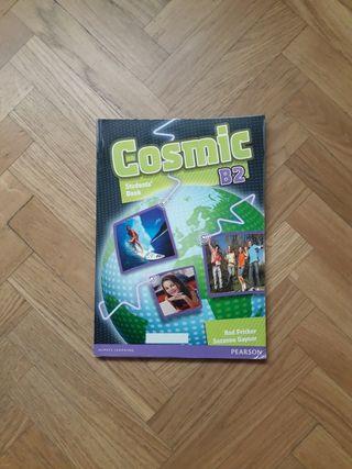 "Libro Inglés Cosmic B2 ""StudentsBook"""