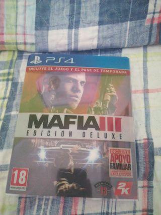 mafia 3 edición deluxe ps4