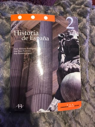 Historia de España 2º de BAC