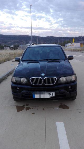 BMW X5 negro