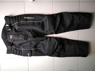 Pantalones moto cordura